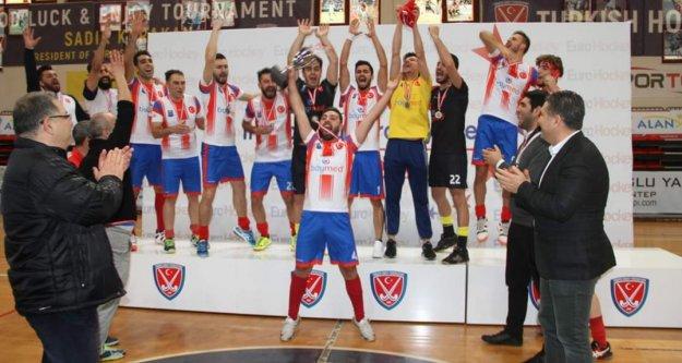 Alanya'da Avrupa Şampiyonu oldular