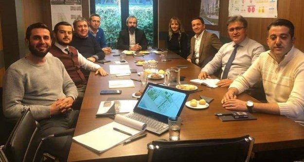 Alanya'nın kentsel dönüşümü için İstanbul'da buluştular