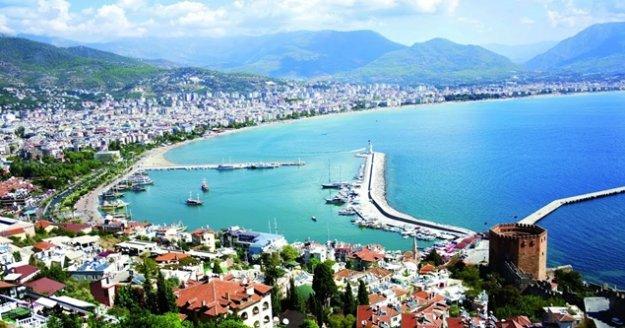 Alanya, Türkiye'de ilk 20'ye girdi