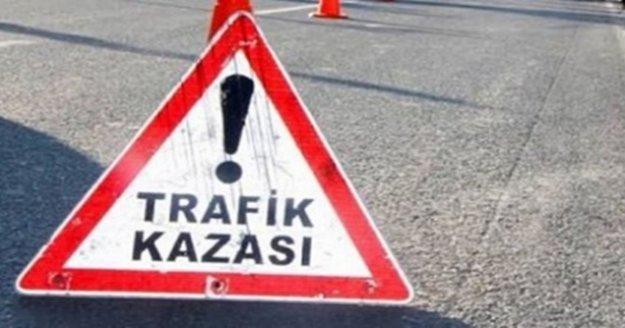 Alanya'da motosikletin çarptığı vatandaş, hayatını kaybetti