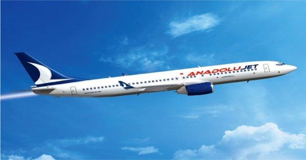 Anadolujet yolcularını 1 Dolar'a uçuracak