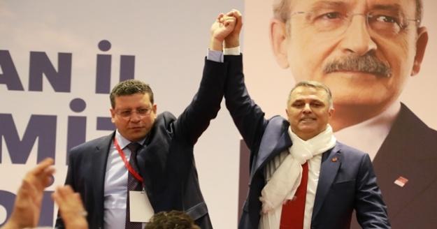 Antalya CHP'de Bayar dönemi