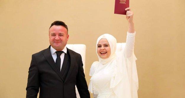 Antalya'da bir yılda kaç kişi evlendi, kaç kişi boşandı?