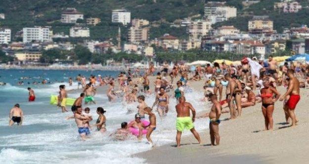 Antalya'da tüm zamanların Ocak ayı rekoru kırıldı