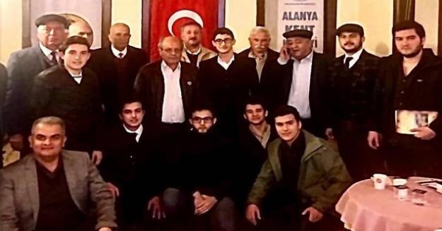 Atatürk'ün Alanya'ya gelişi işlendi