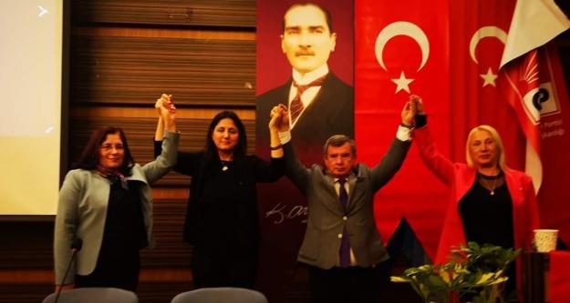CHP Alanya'da kadın kolları başkanı belli oldu