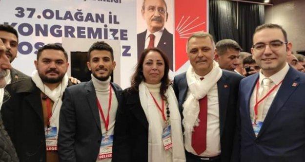 CHP'de yeni dönem! Alanya'yı temsil edecek isimler belli oldu