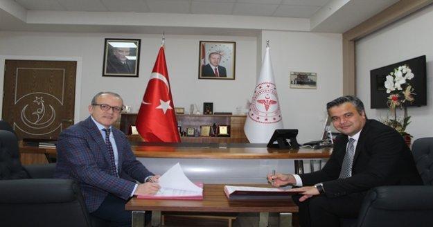 CK Enerji Akdeniz Elektrik'ten 4 hastaneye akülü şarj istasyonu