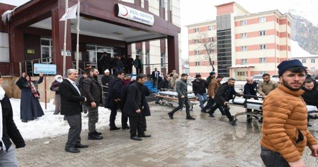 Cumhurbaşkanı Erdoğan'ın başdanışmanı çığ faciasından yaralı kurtuldu