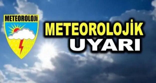 Dikkat! Meteoroloji'den Alanya ve çevresi için yeni uyarı