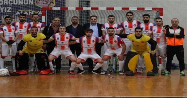 Eurohockey Indoor Clup Trophy başladı