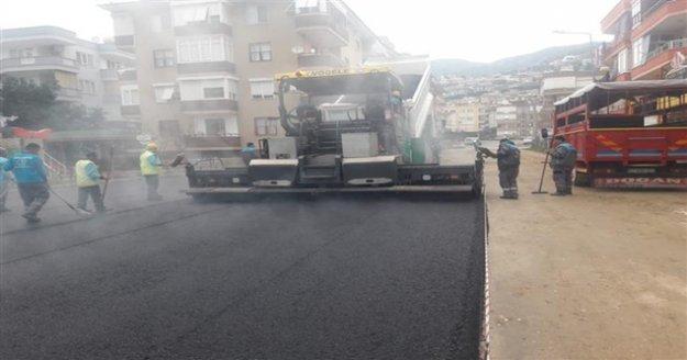 Hacet Mahallesi'ne sıcak asfalt!