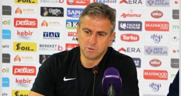 Hamzaoğlu'nun Alanyaspor maçı yorumu