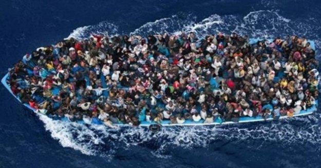İnsan kaçakçılığı operasyonu: 5 gözaltı