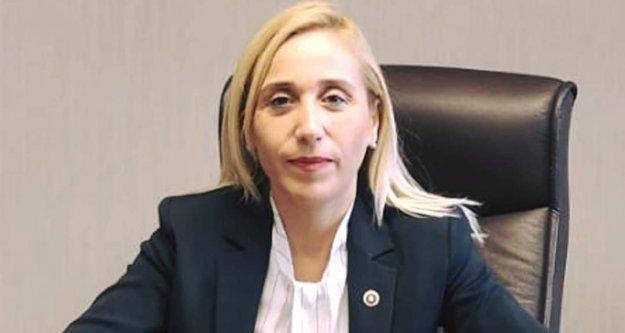 İyi Parti Antalya milletvekili partisinden istifa etti