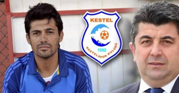 Kestelspor'da şok! Teknik Direktör Karaca istifa etti