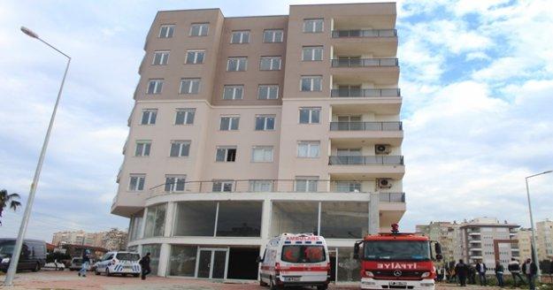 Kullanılmayan binanın asansör boşluğunda ölü bulundu