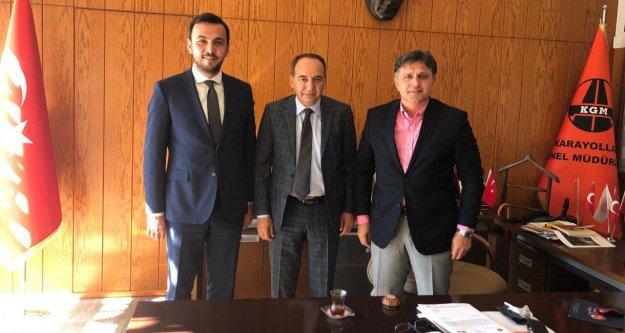 Toklu'dan Antalya'da çevreyolu zirvesi