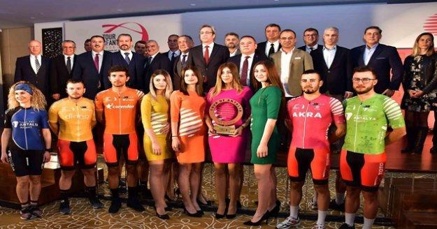 """'Tour of Antalya için hedeflerimiz çok büyük"""""""