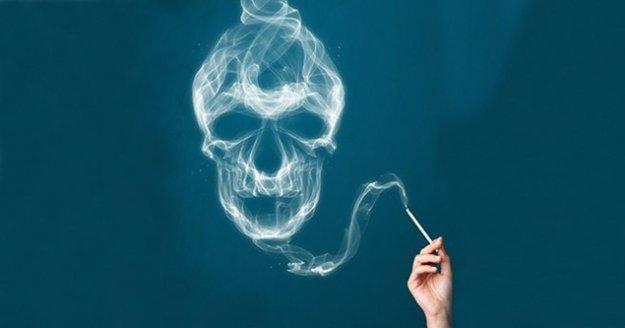 Türkiye'de saatte 12 kişi sigara nedeniyle ölüyor