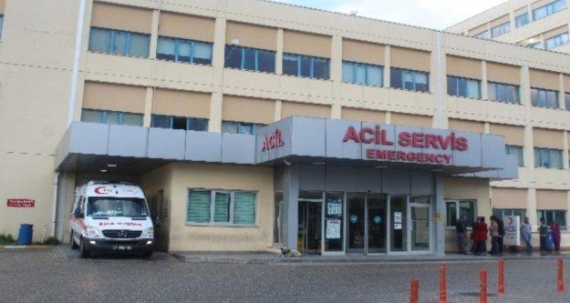 3 kişi korona virüs ihbarı üzerine hastaneye götürüldü