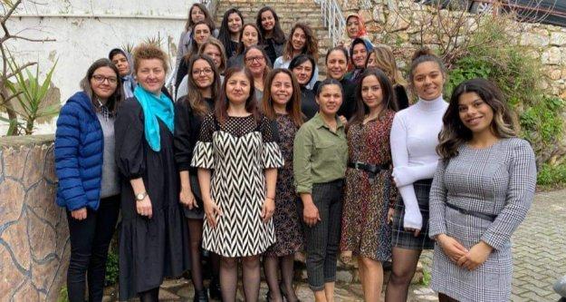 AGC'den kadın üyelerine özel etkinlik