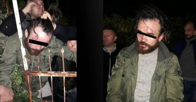 Alanya'da vatandaşın dikkati ev hırsızını yakalattı!