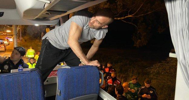 Alanyaspor otobüsüne saldırıyla ilgili Ak Parti'den şok iddia!