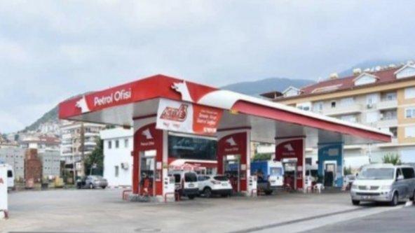 Benzin istasyonundaki marketler 24 saat açık!