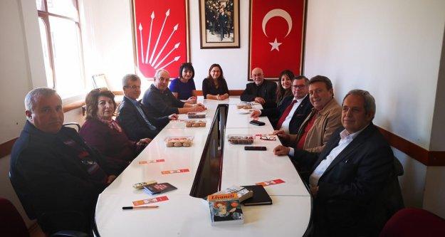 CHP'den Kitap Kulübü etkinliği