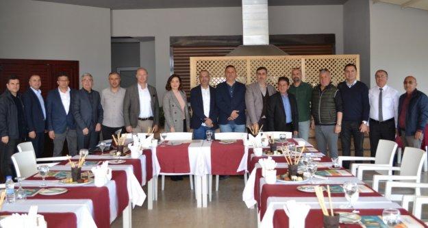 Serdar Gür, ALTUYAB Başkanılığı'na yeniden seçildi
