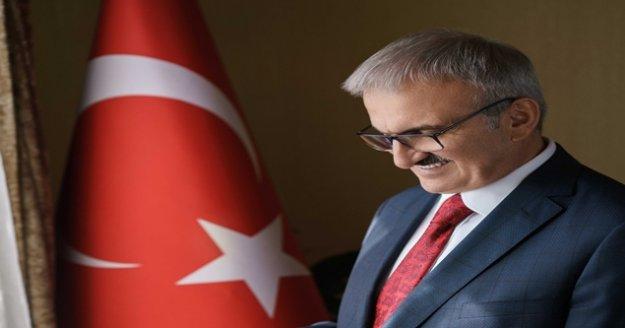 """Vali Karaloğlu: """" Kadınlara özel projelere pozitif ayrımcılık yaparak destek veriyoruz"""""""