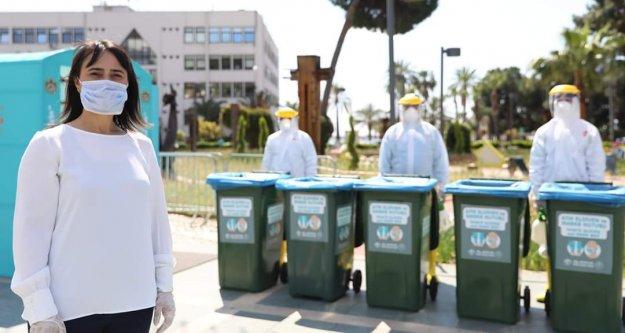 Alanya Belediyesi'nden çok önemli maske ve eldiven uyarısı