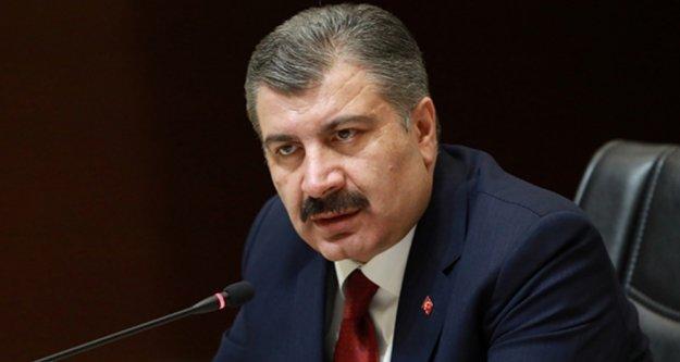 Bakan Koca'dan 81 ilin sağlık müdürüne korona talimatı