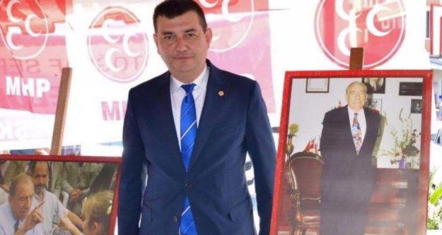 Türkdoğan: Başbuğumuz Türkeş'i rahmetle anıyoruz