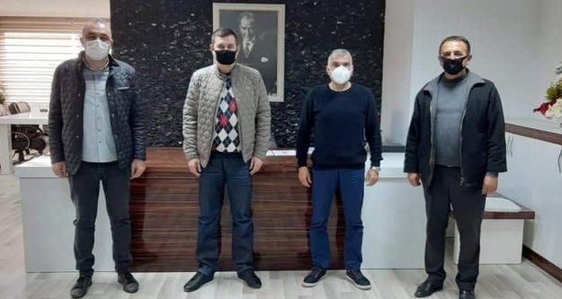 Türkdoğan'dan Alanya polisine ziyaret