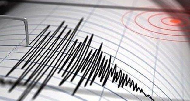 Akdeniz gece boyunca depremle sallandı