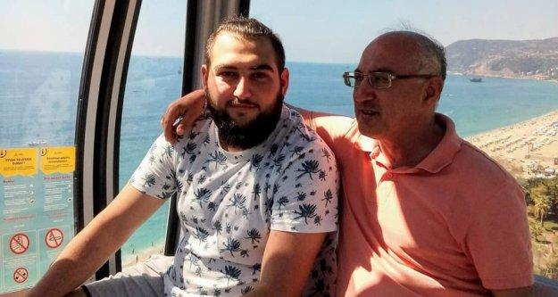 Alanya'da genç Mustafa lösemiyle savaşırken kalbine yenildi