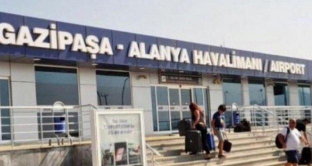 Alanya Gazipaşa Havalimanı 4 Haziran'a hazır