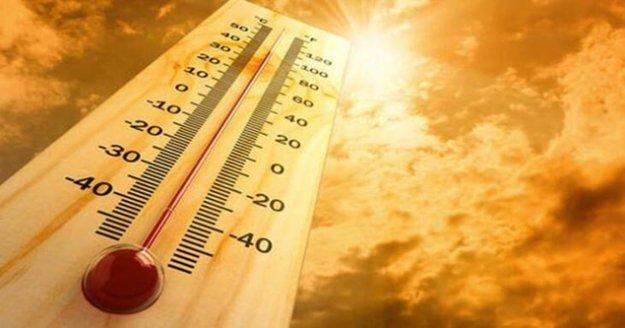 Antalya için çöl sıcakları uyarısı!