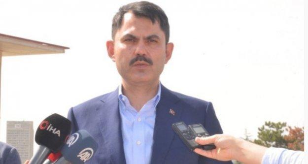 Bakandan Antalya ve ilçeleri için kaçak yapı açıklaması