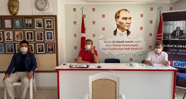 CHP'den gündeme dair önemli açıklamalar