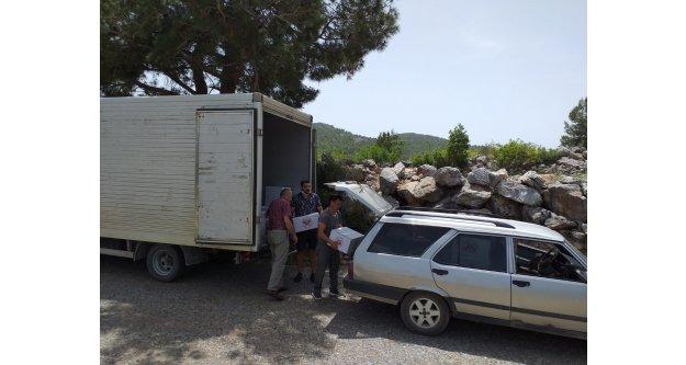 CHP'den ihtiyaç sahiplerine gıda desteği