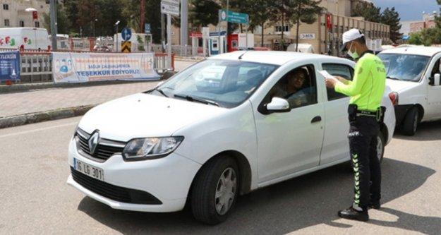 İçişleri Bakanlığı'ndan 81 İl Valiliğine seyahat kısıtlaması genelgesi