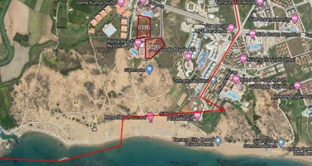 Komşuda 55 milyon liraya 'Turizm Tesisi' ihalesi