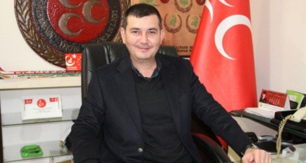 Türkdoğan'dan ülkücü şehitleri anma çağrısı