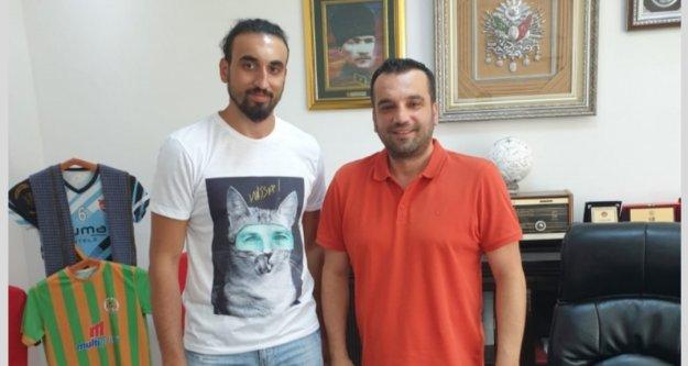 Alanya Belediyespor'dan yeni transfer