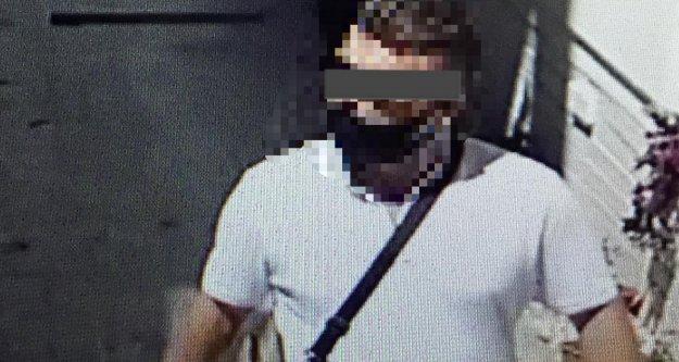 Alanya'da 30 bin TL'lik laptopu çalan zanlı yakalandı