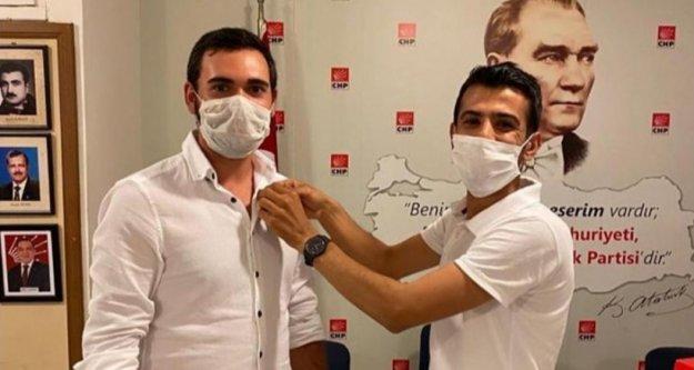 Alanya'da CHP'li gençlere yeni üyeler katıldı