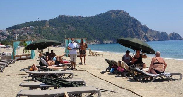 Alanya'da 'Sosyal Mesafeli' oteller müşteri almaya başladı